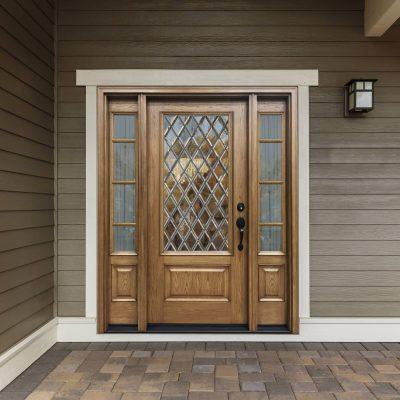 O308 Oak 2 Panel shutterstock_507466987
